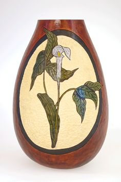 Carved Lily Half Day Class with Dianne Connelly at Welburn Gourd Farm only $34.95
