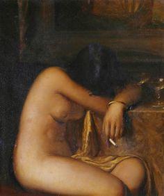 Nicotina Dolorosa, by Manoel Constantino