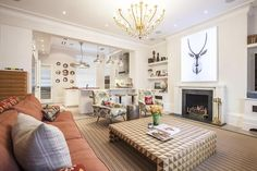 Prince Albert Road | Vacation Apartment Rental in Primrose Hill | onefinestay