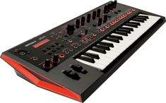 Roland JD-Xi Synthesizer: Hybrid of analog and digital synths