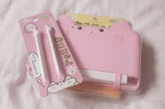 Neo kitty pink ds case and stylus
