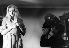 Repulsion Catherine Deneuve, John Boorman, Photos Rares, Lee Marvin, Rosemary's Baby, Deborah Kerr, Film Genres, Roman Polanski, The Girlfriends