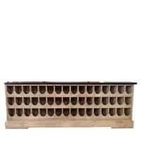 Timothy Oulton Gert Low Wine Rack 287900