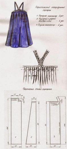 Swan Song reconstructor: Folk costumes Slavs. Kroy.Kartinki.Podlinniki.Knigi.