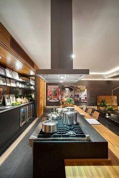 50 Cozinhas com Ilha Central – Fotos