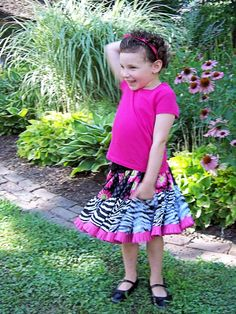 Wild At Heart Bohemian skirt outfit (set)- available at V3STIO.com/#!kids for only $35