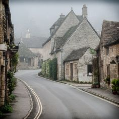 Castle Combe by Massimo Casiraghi