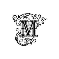 Medieval and ornamental letters on pinterest illuminat
