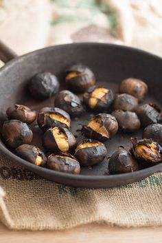 :: roasted chestnuts ::