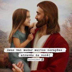 Assim é! King Jesus, My Jesus, Jesus Christ, Jesus Loves You, God Loves Me, Jesus Cartoon, King Of My Heart, Jesus Freak, Jesus Quotes