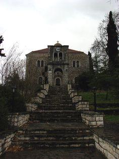 Agios Nikolaos, Pogoniani, Epirus Greece