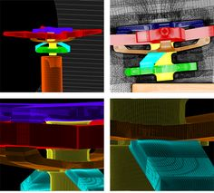 Researchers at Pennsylvania State University's Applied Research Laboratory share an overview of their ongoing work involving overset grid CFD simulations of an incompressible rotorcraft hub they performed using the overset meshing tools available in Pointwise. Preliminary CFD results show good agreement with empirical rotor hub wake measurements. Pointwise has become an integral part of these researchers' toolset as they continue their investigations into... Read more: http://ptwi.se/2hSAGvZ