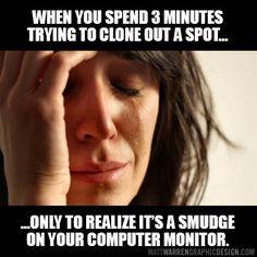 Designer & art director funny memes - Smudge