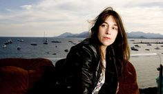 Charlotte Gainsbourg in Cannes