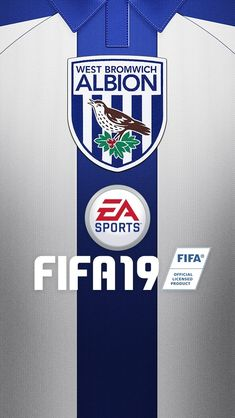 West Bromwich, Football Shirts, Fifa, Soccer, Wallpaper, Sports, T Shirts, Hs Sports, Futbol
