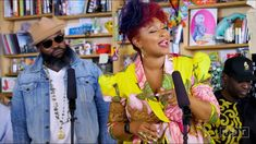 Maimouna Youssef (Mumu Fresh) Debuts NPR Tiny Desk Concert With Special Guest Black Thought Rap Verses, Kevin Jones, American Pride, Native American, Trail Of Tears, Big Love, Soul Music, Musica