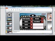 Family Feud Customizable Powerpoint Template - Youth DownloadsYouth Downloads