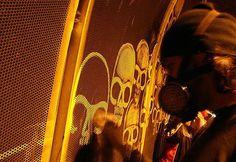 reverse graffiti Alexandre Orion