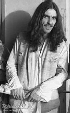 George Harrison Rolling Stone Magazine