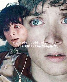 And here he was, a little halfling from the Shire, a simple hobbit of the quiet countryside, expected to find a way where the great ones could not go, or dared not go. It was an evil fate. (1)