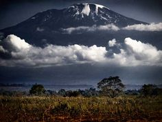 Mount Kilimanjaro...Could you imagine climbing it?