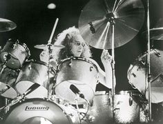 The one and only Mr. Ian Paice
