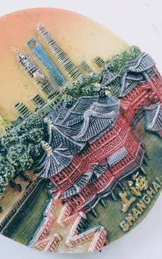 The beautiful place of Shanghai