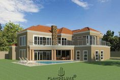 Modern-5-Bedroom-Double-Story-House-Floor-Plans_Pool-and-Patio_Plandeluxe