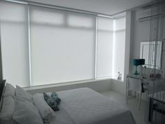 Blinds Philippines Roller Blinds And The Effect Of Prominent White Color Into Home Blinds For You, Blinds For Windows, Hunter Douglas Blinds, Bedroom Blinds, House Blinds, Bamboo Blinds, Roman Blinds, Roller Blinds, Curtains