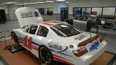 NASCAR Technical Institute Students built the engines, in their Engine Spec class, of these K Series race cars. http://www.uti.edu/partners/nascar