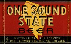 One Sound State Beer