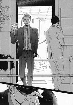 """- """" HEY THERE CUTIE ! """"  Saezuru Tori wa Habatakanai Vol.4 Ch.23"""