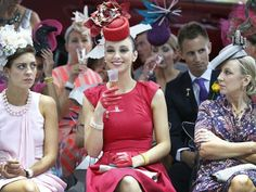 Melbourne Cup Myer Fashion on the Field | Photo Galleries and News Photos | News Pictures and Photos | Herald Sun