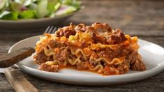 Try this great tasting lasagna recipe straight from a North Dakota ranch provided by Val Wagner.