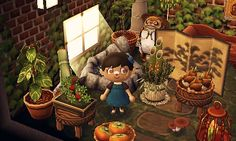 "shizubelle: "" Nature room is finally complete! """