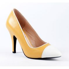 Chartwell Yellow Shoes - Stylish and elegant, inspired by Lady Churchill's love of nature and landscape. Made in UK http://www.madecloser.co.uk/clothes-accessories/footwear/chartwell-shoes