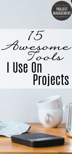 Working in project management? Here are the tools you can't be without! Plus free project management templates.