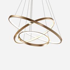 Modern Simple LED Decorative Pendant Light