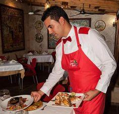 El Sancho Panza ofrece comida casera española y cubana de calidad. La carta es correcta y variada, con platos bien presentados y elaborados. #lahabana #cuba #paladar