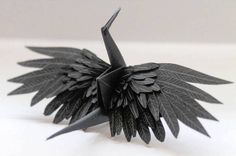 """Artist Folds a New Paper Crane to Describe Each Day of the Year for an """"Origami Journal"""" - My Modern Met"""