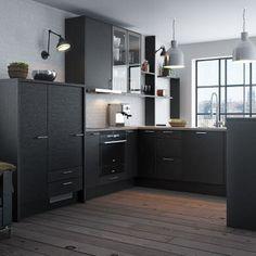Marbodal Arkitekt plus ek ask Kitchen Cousins, Kitchen Confidential, Americas Test Kitchen, Random House, Cooking Tools, Kitchen Towels, Table Linens, My Room, Kitchen Cabinets