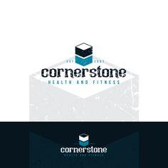 logo design - creative logo - stone