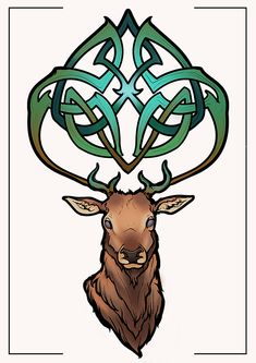 deer celtic
