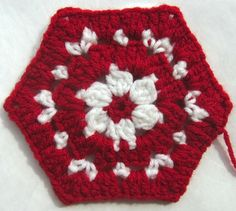 Ravelry: Project Gallery for Granny Square 65 pattern by Maggie Weldon