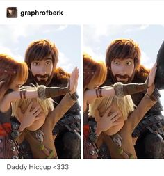 He's so excited. #httyd2 He's so excited.