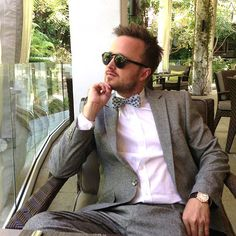 Aaron Paul yo bitches!