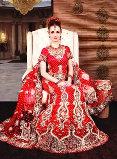 Indian Bridal Wedding Lehengas & Gowns 2016-2017   BestStylo.com