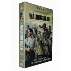 The Walking Dead Seasons 1-2 DVD Boxset-FREE SHIPPIING