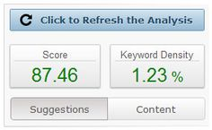 How to Recover from Google Panda Effect - great article with step by step details.