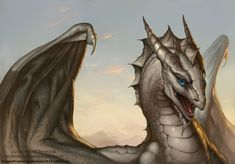 Dragon Prophecies Series One by =The-SixthLeafClover on deviantART ~ ♥ #dragons #fantasy #art